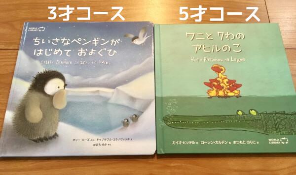 ワールドライブラリーパーソナル 海外の絵本