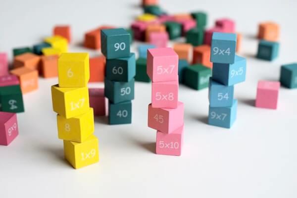 算数の取り組み 幼児