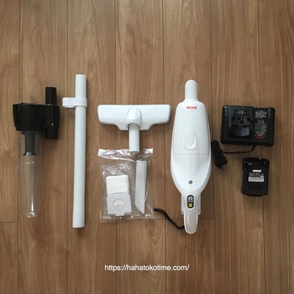 リョービ スティッククリーナー 掃除機