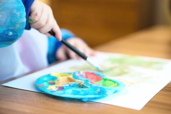4才 幼児教育